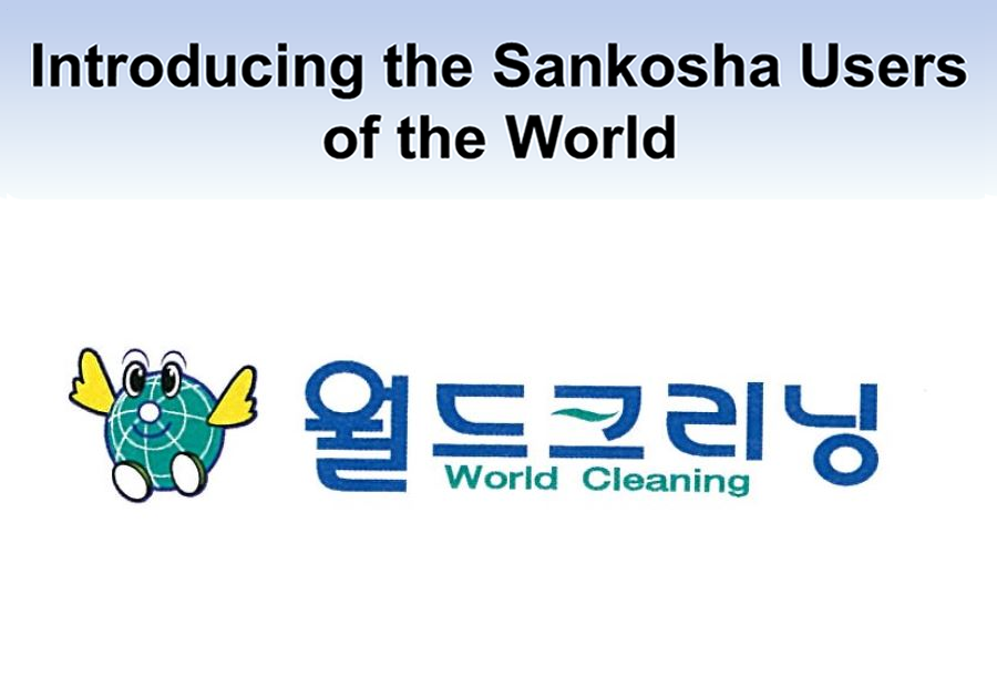 world cleaning korea